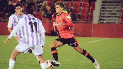 El RCD Mallorca cae en Son Moix por 1-2