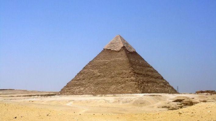 Reabre la pirámide de Kefrén tras 2 años cerrada por mantenimiento
