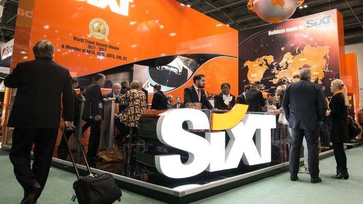 Sixt confirma su presencia en la World Travel Market