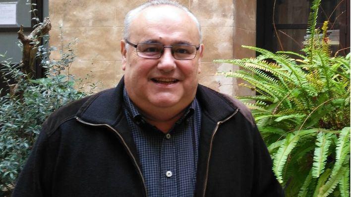 Sebastià Serra, nuevo director de Cáritas Mallorca