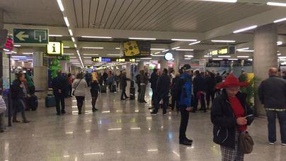 86.927 pasajeros circulan por los aeropuertos de Baleares este sábado