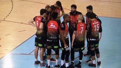 Cuarta derrota del ConectaBalear por 3-0 ante el Río Duero Soria