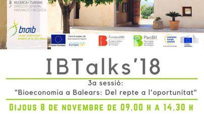 La bioeconomía y la economía circular centran la III edición IBTalks'18