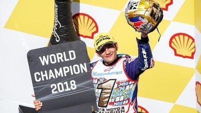 Jorge Martín se proclama campeón del mundo de Moto3 en el GP Malasia