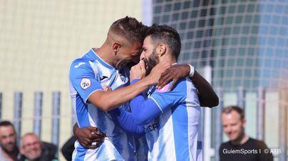 El Baleares suma tres puntos en casa tras vencer al Espanyol B