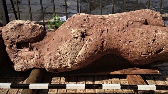 Un agricultor descubre un yacimiento de la Antigua Grecia mientras planta olivos