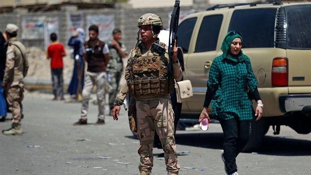 Al menos ocho muertos y 16 heridos tras varias explosiones en Bagdad