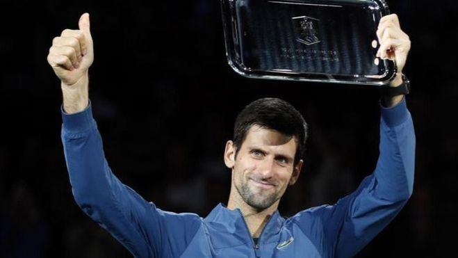 Djokovic culmina su regreso al número uno