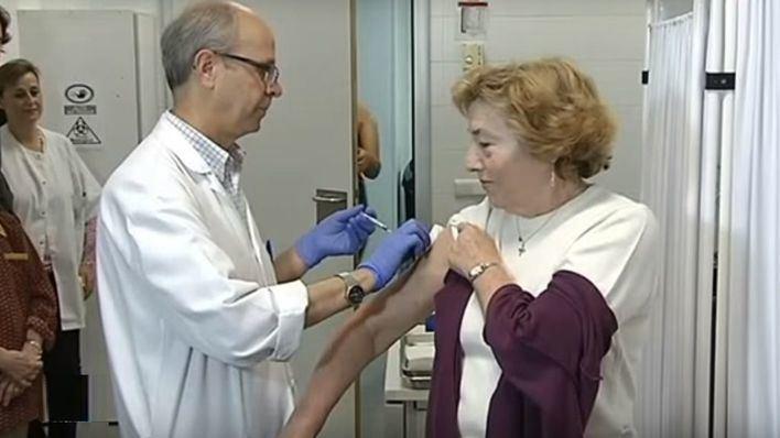 Arranca la campaña contra la gripe con vacunas para colectivos de riesgo