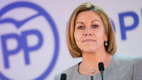 Cospedal dimite del Comité Ejecutivo Nacional del Partido Popular