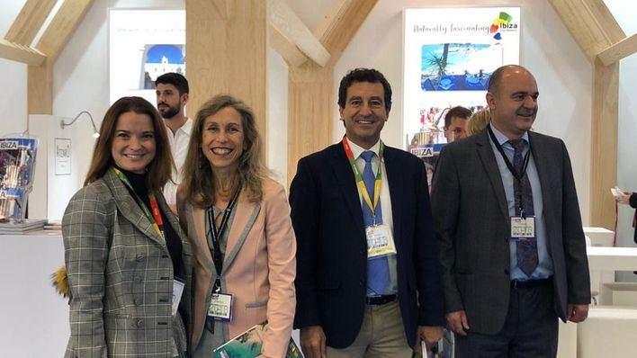 Company anuncia una reducción de la ecotasa y denuncia la pasividad del Pacte ante la turismofobia