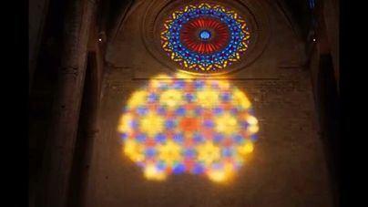 El 'vuit de la Seu' se verá en la Catedral de Palma este domingo