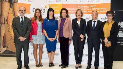CAEB presenta la 'Red de Empresas Comprometidas, Empresas con Valores