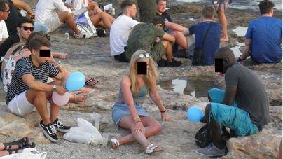 4 meses de prisión por vender 'gas de la risa' en Ibiza