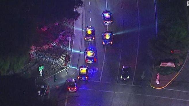 12 muertos en un tiroteo en un bar de California