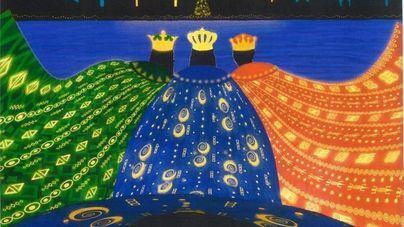 Lavinia Drexel gana el concurso para ilustrar la Cabalgata de Reyes 2019