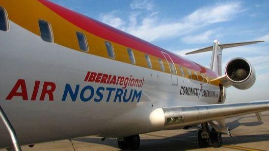 Los pilotos de Air Nostrum convocan huelga para el 23, 26 y 30 de noviembre