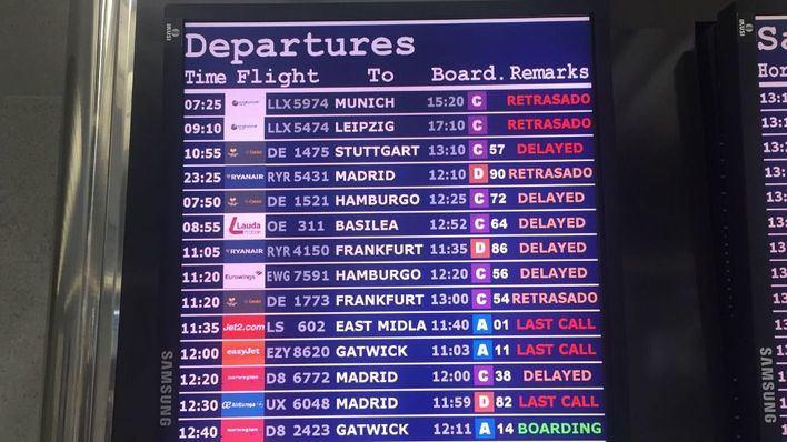 El Tribunal de Cuentas de la UE quiere compensaciones automáticas a los viajeros afectados por retrasos