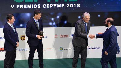 Endesa premia a la Pyme Health Time por sus medidas de eficiencia energética