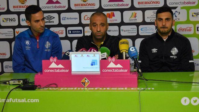 """Vadillo: """"El Barça nos va a esperar con el cuchillo entre los dientes"""""""