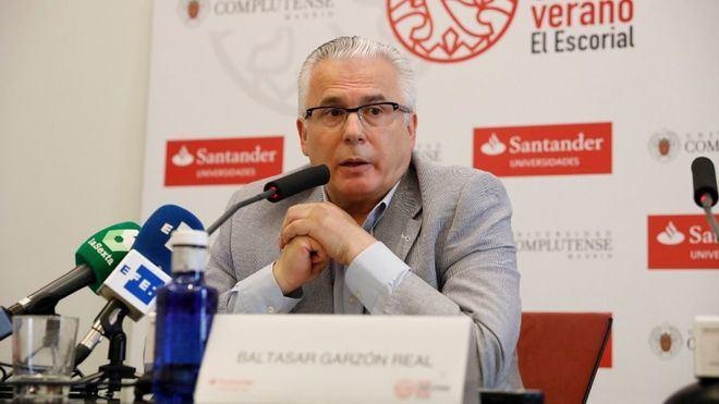 El partido del ex juez Garzón apoya la 'chocho charla' de Cort