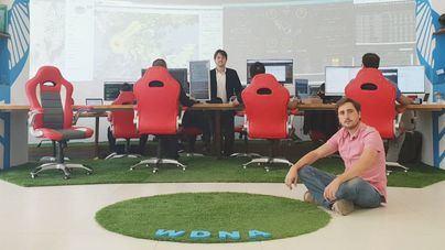 Una empresa mallorquina desarrolla méteo-tecnología en tiempo real