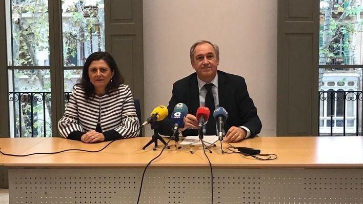 El Colegio de Abogados balear cifra en un millón de euros la deuda del Ministerio con los Turnos de Oficio