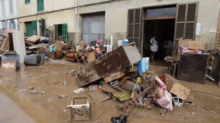 El Govern resuelve 350 ayudas de las 904 solicitadas tras las inundaciones y destina 2,5 millones