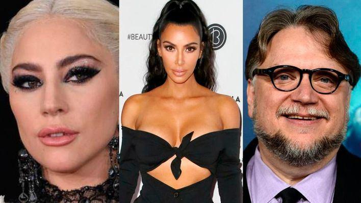 Lady Gaga, Kardashian y Del Toro evacuados por el fuego en Malibú