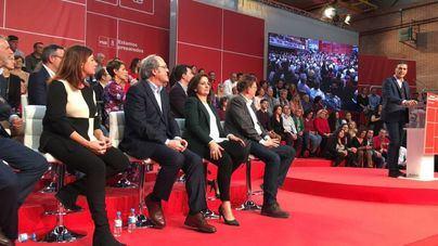 El Psoe reúne en Fuenlabrada a su primer Comité Federal desde que Sánchez está La Moncloa