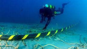 La ministra Ribera apuesta por acortar los plazos para construir un cable entre Mallorca y Menorca