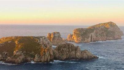 Domingo soleado y temperaturas con ligero ascenso en Baleares