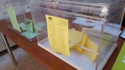 Un total de 3.024 personas han participado con su voto en las primarias de Més per Mallorca