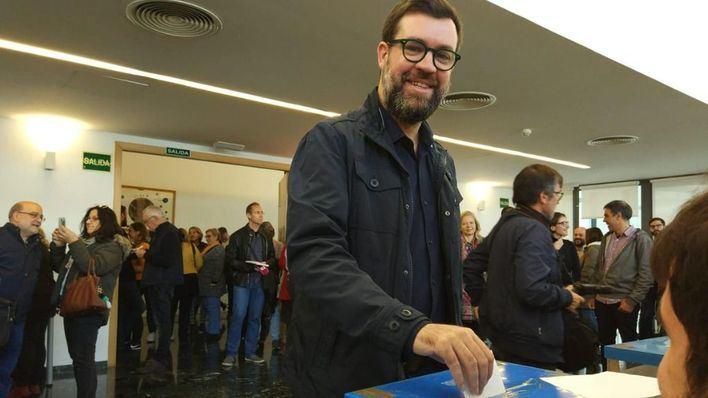 Toni Noguera es elegido cabeza de lista de Més per Palma para las elecciones de municipales de 2019