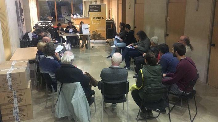 Crida per Palma aprueba su primer documento político de cara a elecciones municipales de mayo