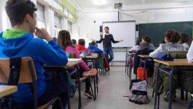 El PLIS cree que la reforma educativa 'solo pretende 'ocultar el fracaso escolar, no eliminarlo'