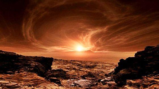 Crean la banda sonora del amanecer 5.000 de Marte