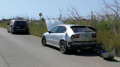 Los robos de coches descienden casi un 13 por ciento en Baleares