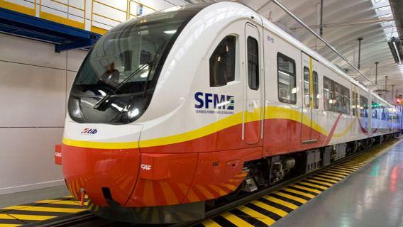 Habilitan horarios especiales de tren para el Dimecres i Dijous Bo