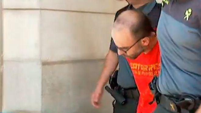Comienza el juicio por asesinato al hombre acusado de quemar viva a su expareja y su bebé en Alcúdia