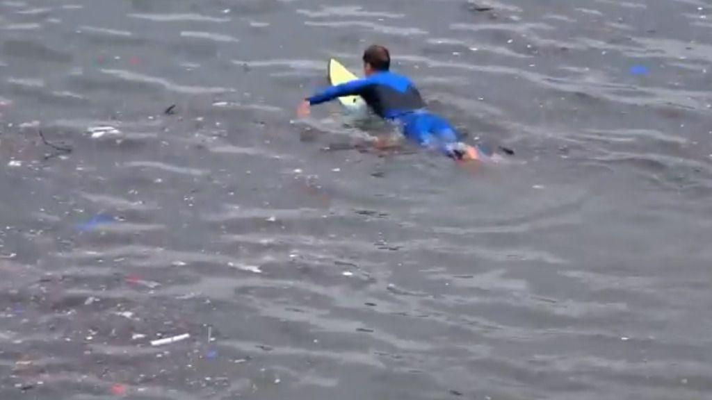 """""""Alerta fecal"""" en Palma, el video que denuncia la contaminación por vertidos de la bahía"""