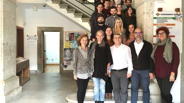 Inca consigue 360.000 euros para dos proyectos de Joves Qualificats