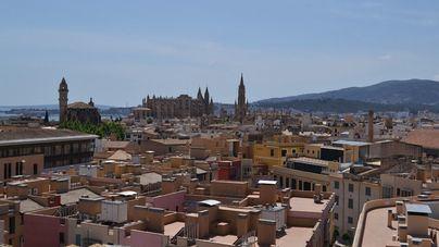 La compraventa de viviendas cae un 4,2 por ciento en Baleares