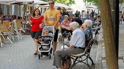 Baleares, entre las comunidades con la población más joven de España