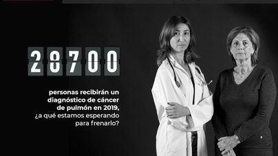 Cada 20 minutos muere una persona en España por cáncer de pulmón