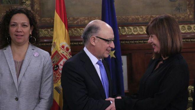 El REB negociado con Montoro suponía 380 millones más al año para Baleares