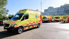 Fallece un motorista en Mahón tras chocar con una furgoneta que circulaba en sentido contrario