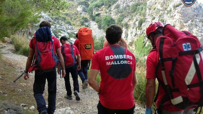Encuentran a un hombre de 70 años perdido en Valldemossa