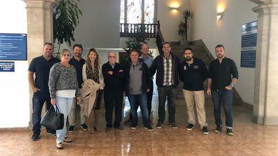 Andratx y Consell se reúnen para buscar un futuro polígono de servicios en el municipio