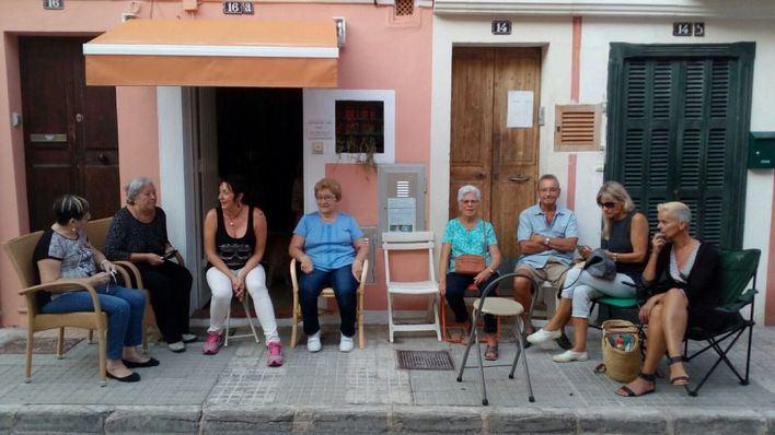 Lanzan un proyecto para mimar a los mayores de Santa Catalina